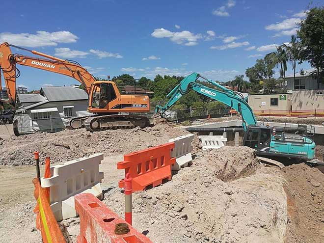 Earthmoving Contractors Brisbane
